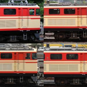 【Nゲージ模型化】西武E31形・トム301形、実車の特徴6選