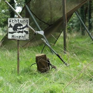 【戦争の歴史】地雷と普通の爆弾の違い