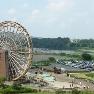 埼玉県立 川の博物館 ~水の上で遊べるアスレチックで子供大興奮!~