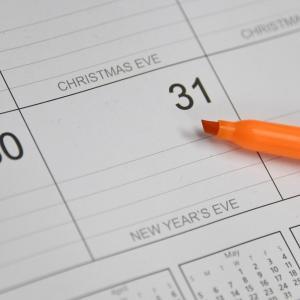 自家製行動予定表が、子供の1週間を安心に導く!