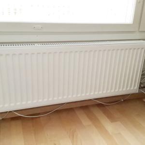 フィンランドの東芝エアコン