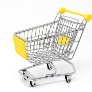 お買い物の仕方。基本的にお買い物リストを作成してから買いに行きます!