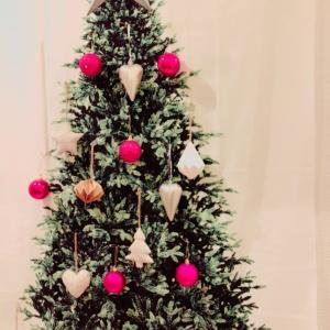 オススメ!場所をとらないクリスマスツリー!