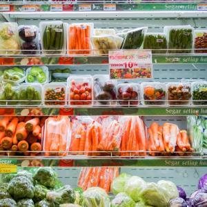 食費節約!スーパーへはなるべく行かない!