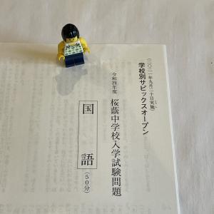 小6/サピックス:2021年9月/学校別サピックスオープン桜蔭(結果速報)