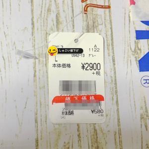ワゴンからの掘り出しもの。2.900円→580円!8割引き?!