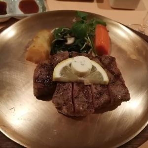ステーキハウス キッチンリボン ランチ