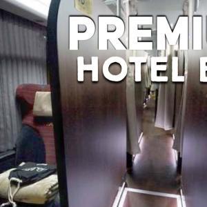 個室付きのJR豪華夜行バス「ドリームルリエ」の旅映像に海外から感動するコメントが続出