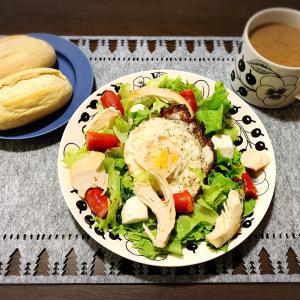 *お腹に優しいお昼ごはん〜この大きさで正解!*