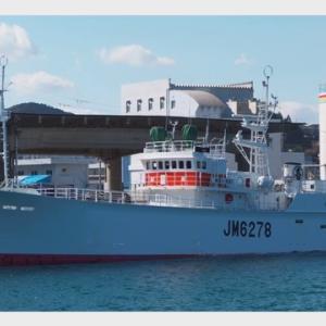 遠洋漁業マグロ船