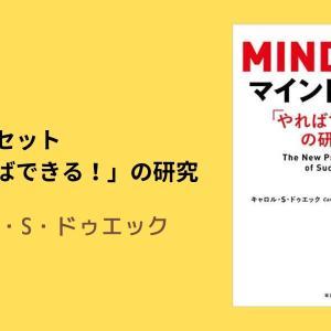 【書評】『マインドセット「やればできる!」の研究』才能なんて関係ない、全ては気の持ちようだった。