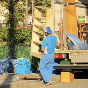 相模原市 引っ越しゴミ回収