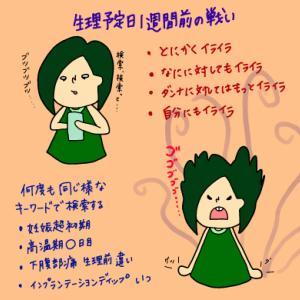 検索魔期のわたし【妊活徒然日記】