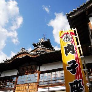 愛媛県の素敵な芝居小屋での「文楽」、今年は中止