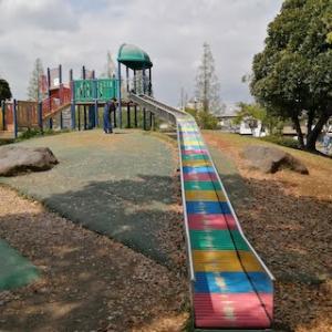 川崎大師公園の大型遊具で思いっきり体を動かして遊ぼう!