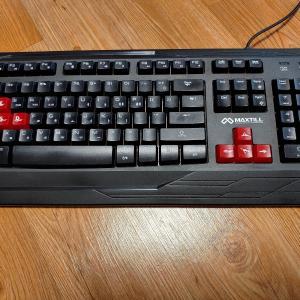 [汚れ注意]雑なキーボードの掃除