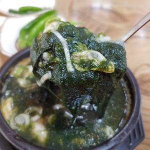 体に良い食べ物「カプサアオノリ・グルクッパ」、体にあまり良くない食べ物「揚げパン」