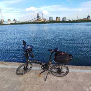 長距離自転車旅行のために準備運動するつもりだったが、そのまま長距離自転車旅行になりました。5話。