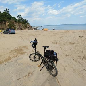 長距離自転車旅行のために準備運動するつもりだったが、そのまま長距離自転車旅行になりました。最終話。