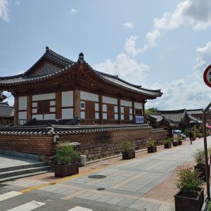 今年の「いきなり旅行」⑰。全州の韓屋村に行きました。