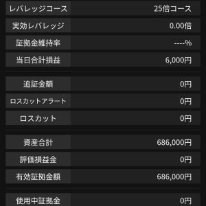 デモトレ(ーニング)日記41日目