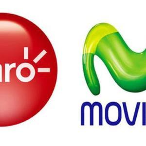 ペルーの通信会社Movistar(モビスター)