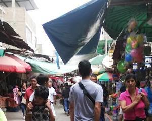 トルヒーヨの市場「ラ・エルメリンダ」