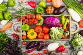 簡単!野菜や果物の色で覚える健康