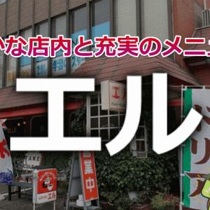 【超おすすめ】富岡市のエルはメニューが多くて店内は静か!駐車場も広くて最高だった。