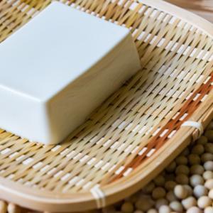 入試の当日、豆腐の角をパクリ!