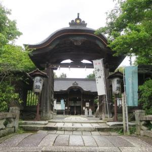滋賀県大津市 三尾神社