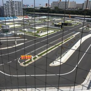 東京都鮫洲の試験場で一発試験で普通自動二輪ATの免許を取りました。コースの動画もご紹介!
