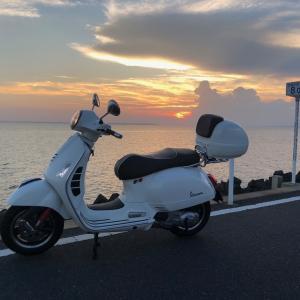 東京から霞ヶ浦、房総半島へバイク旅行 -1日目 霞ヶ浦へ-