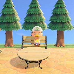 このご時世、イベントがないので【あつ森】で遊んで思いを馳せる日々を送ってます。
