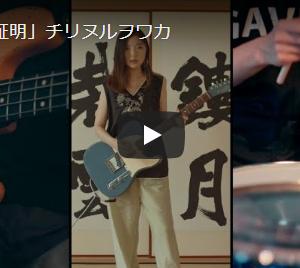 【今日の一曲:第72回】チリヌルヲワカ / 証明