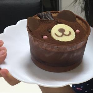 誕生日はシャトレーゼで(,,><,,)♡