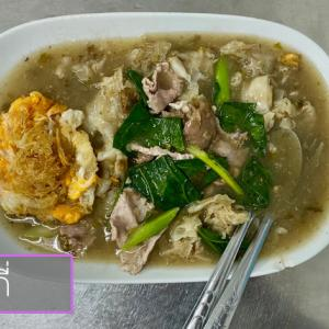 Ching Kee。80年以上続くお店で食べる昔ながらのラートナー。