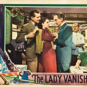「バルカン超特急」The Lady Vanishes(1938)