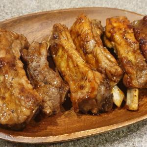 【キャンプ飯】コストコのスペアリブ・バックリブのバーベキューレシピ