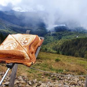 キャンプと相性の良い趣味: 登山 大菩薩嶺で登山デビュー