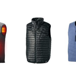 キャンプの防寒対策に 電熱ベスト/ヒーターベスト おすすめ3選