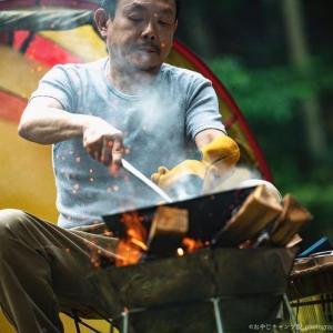YouTubeで見られるWebショートドラマ「おやじキャンプ飯」が気になる