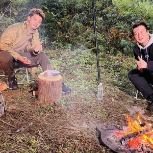 スッキリで竹内涼真さんが使っていたキャンプグッズ