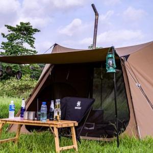 OneTigrisからポリコットン素材の「SOLO HOMESTEAD Camping Tent [TC]」登場