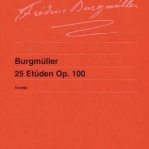 プチ練習No.25 Burgmüller Op.100 No.1