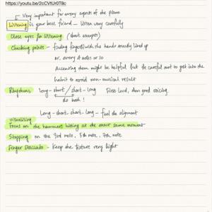 iPadのノートアプリ - Notability