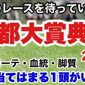 【オッズパーク スマートフォン 大勝】京都大賞典2020【中間予想】条件は揃いに揃った‼そろそろ走りごろの1頭です。