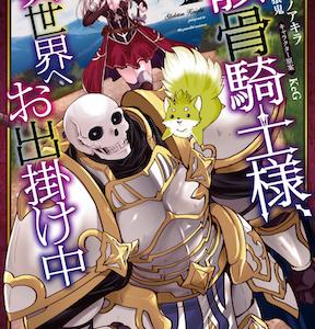 骸骨騎士様、只今異世界へお出掛け中 1巻(感想あり)