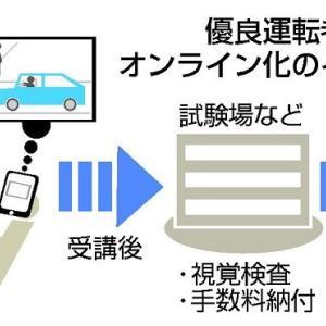 運転免許証の更新がオンライン化!視力検査や写真撮影はどうなるの?
