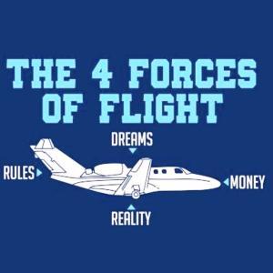 飛行機に働く4つの力 理想と現実の答え!?